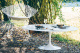 Saarinen Low Round Table For Outdoor