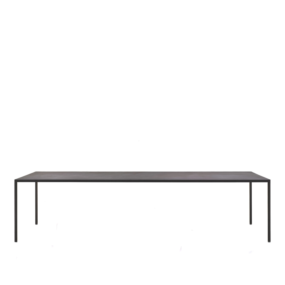 Robin Table, 100x240, Cement Anthracite