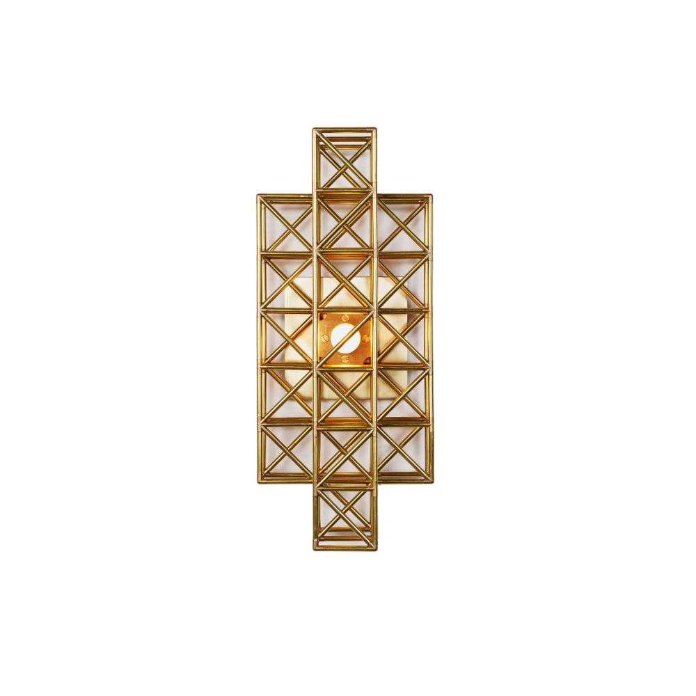 Gridlock Sconce - 193 i gruppen Inspiration / NG Exclusive hos Nordiska Galleriet 1912 (10013990)