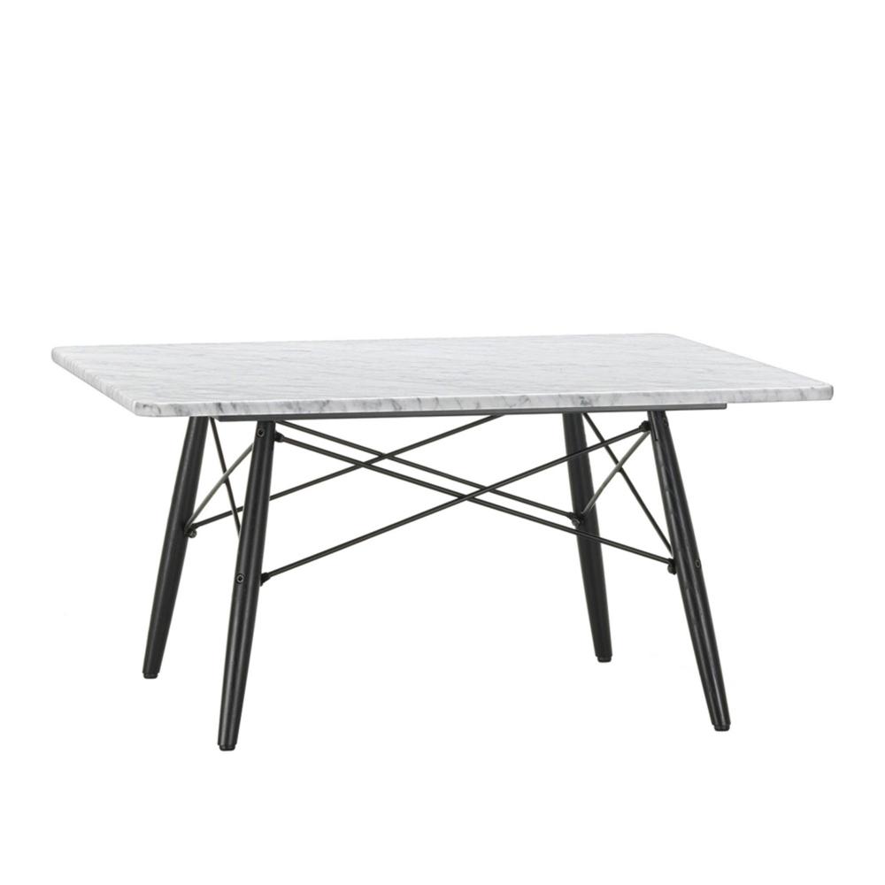 Eames Marble Coffee Table: Köp Eames Coffee Table - Kvadratiskt Från Vitra