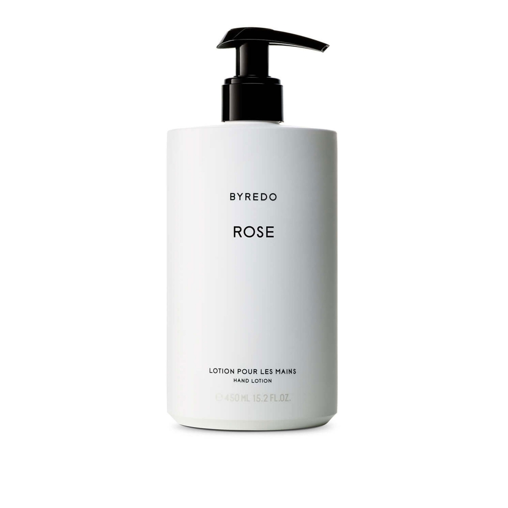Rose - Handlotion, 450ml i gruppen Details / Hem & spa / Handtvål & Handkräm hos Nordiska Galleriet 1912 (10140247)