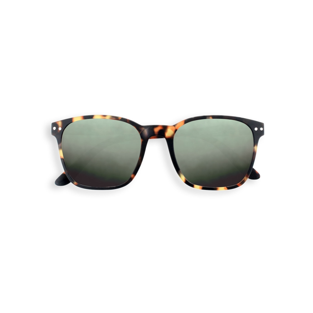 #Sun Nautic - Tortoise & Green Polarized Lenses i gruppen Details / Lifestyle / Glasögon hos Nordiska Galleriet 1912 (10180899)