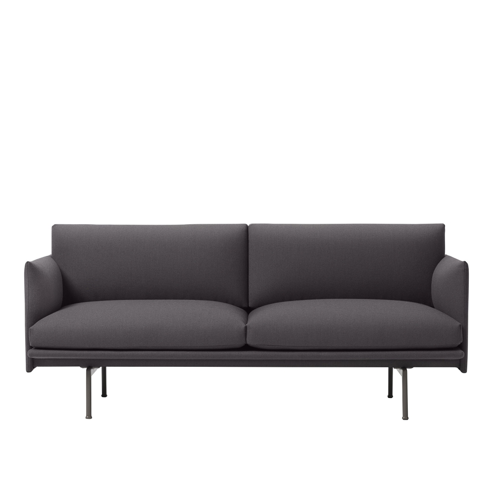 Outline 2-Seater Exclusive Collection i gruppen Möbler / Soffor / 2-sits-soffor hos Nordiska Galleriet (10239925r)