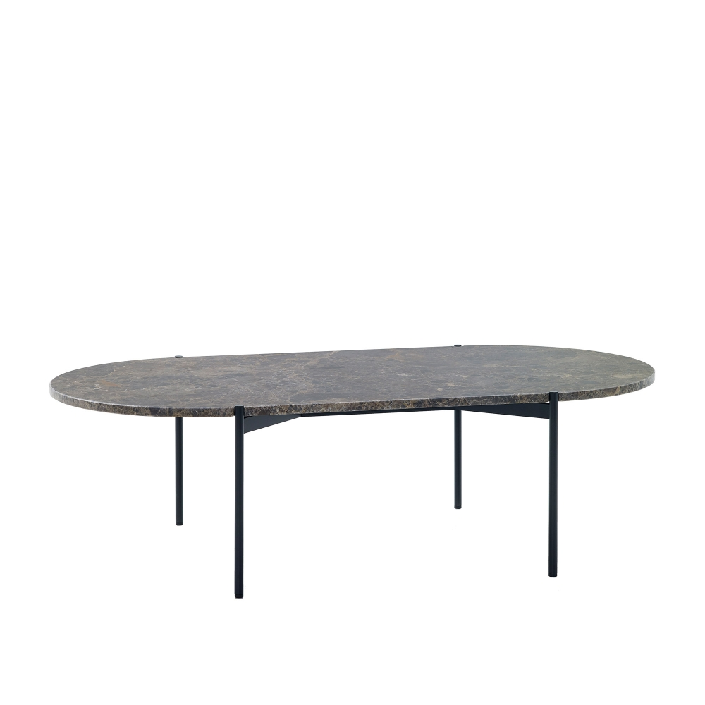 Plateau Oval Coffee Table i gruppen Möbler / Bord / Soffbord hos Nordiska Galleriet 1912 (10260160r)