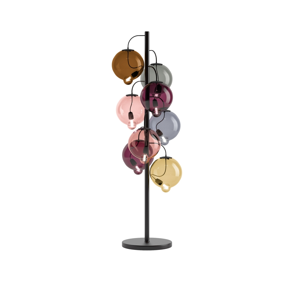 Meltdown Floorlamp - 8 Diffusers i gruppen Inspiration / NG Exclusive hos Nordiska Galleriet 1912 (10348448r)