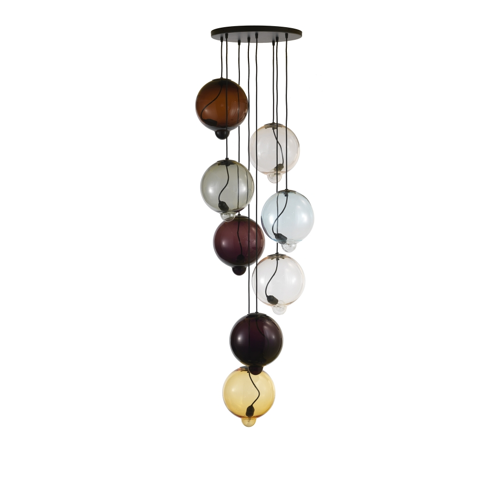Meltdown Pendant - 8 Diffusers i gruppen Inspiration / NG Exclusive hos Nordiska Galleriet 1912 (10348477r)
