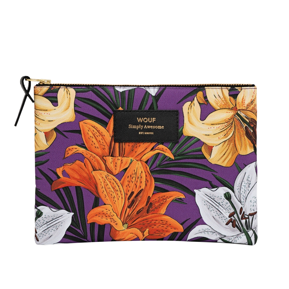 Large Pouch - Hawaii i gruppen Details / Accessoarer / Clutches & Pouches hos Nordiska Galleriet 1912 (10387670)