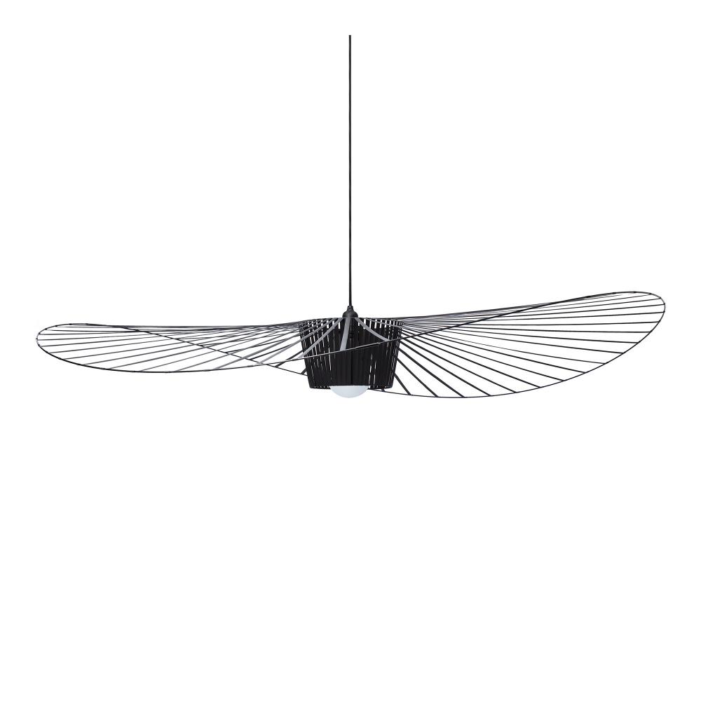 k p vertigo pendant lamp large black fr n petite. Black Bedroom Furniture Sets. Home Design Ideas