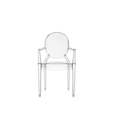 Lou Lou Ghost Chair - Barnstol