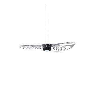 Vertigo Pendant Lamp Black - Small
