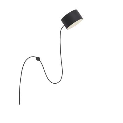 Post_wall_lamp_black Muuto i 2020 | Väggbelysning, Vägglampa