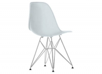 EAMES PLASTIC SIDE CHAIR, DSR NEW DIMENSION