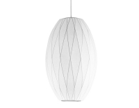 Bubble lamp taklampa, Criss Cross Cigar medium