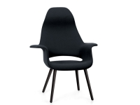 Organic Highback Chair, svart