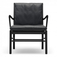 OW149 Colonial Chair Black Edition