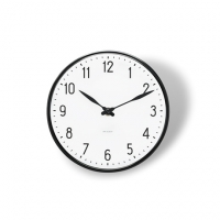 Station wall clock 16 cm