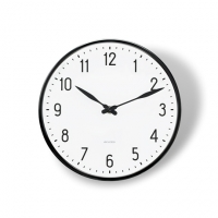 Station wall clock 21 cm