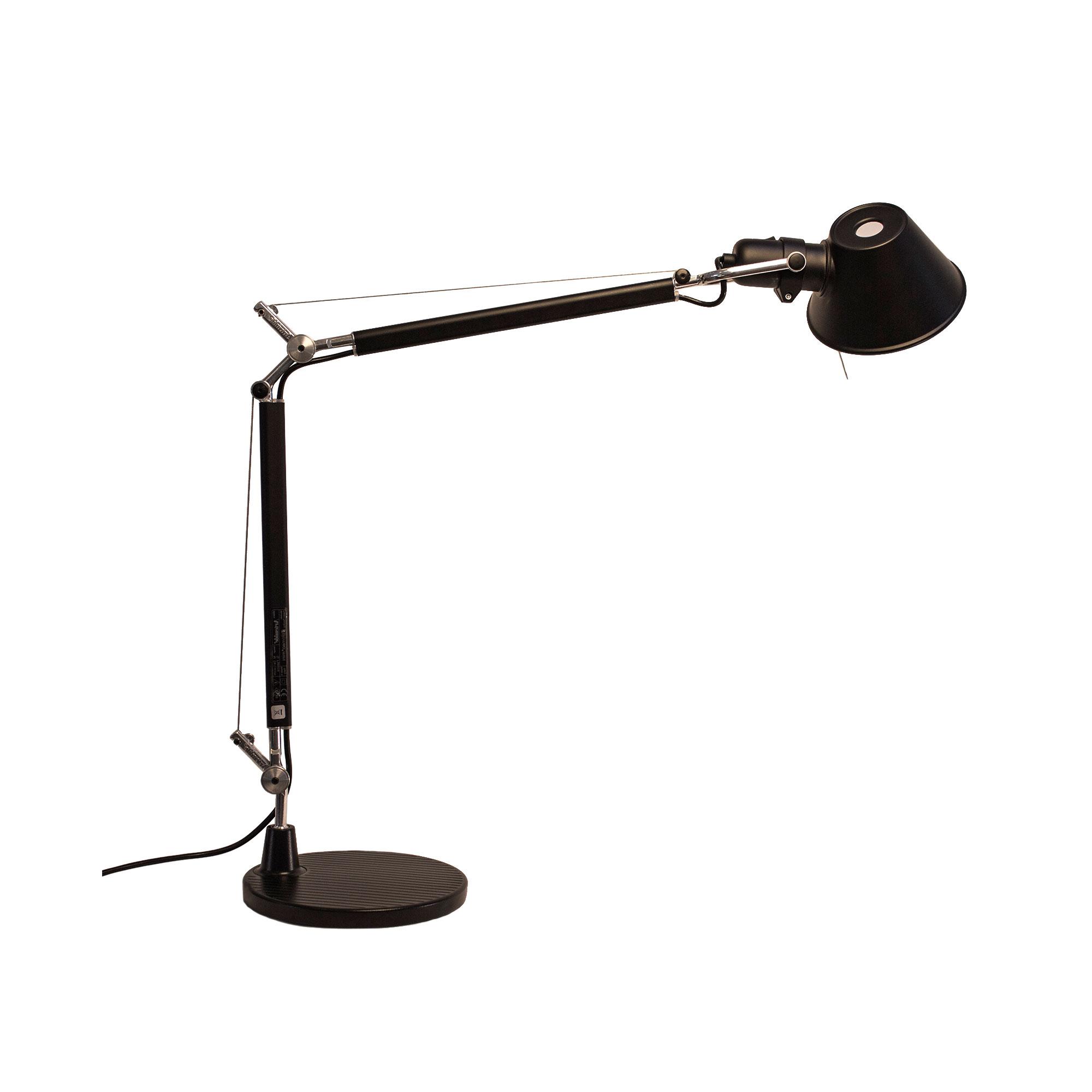 Tolomeo Mini Skrivbordslampa, Aluminium