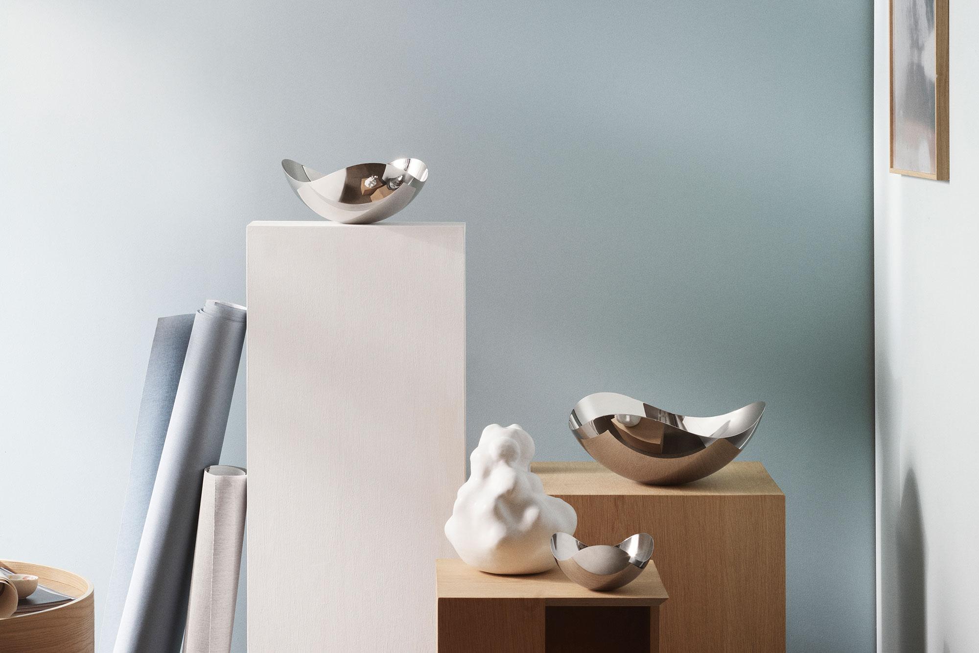 Ultramoderne Köp Bloom Skål från Georg Jensen | Nordiska Galleriet XT-46