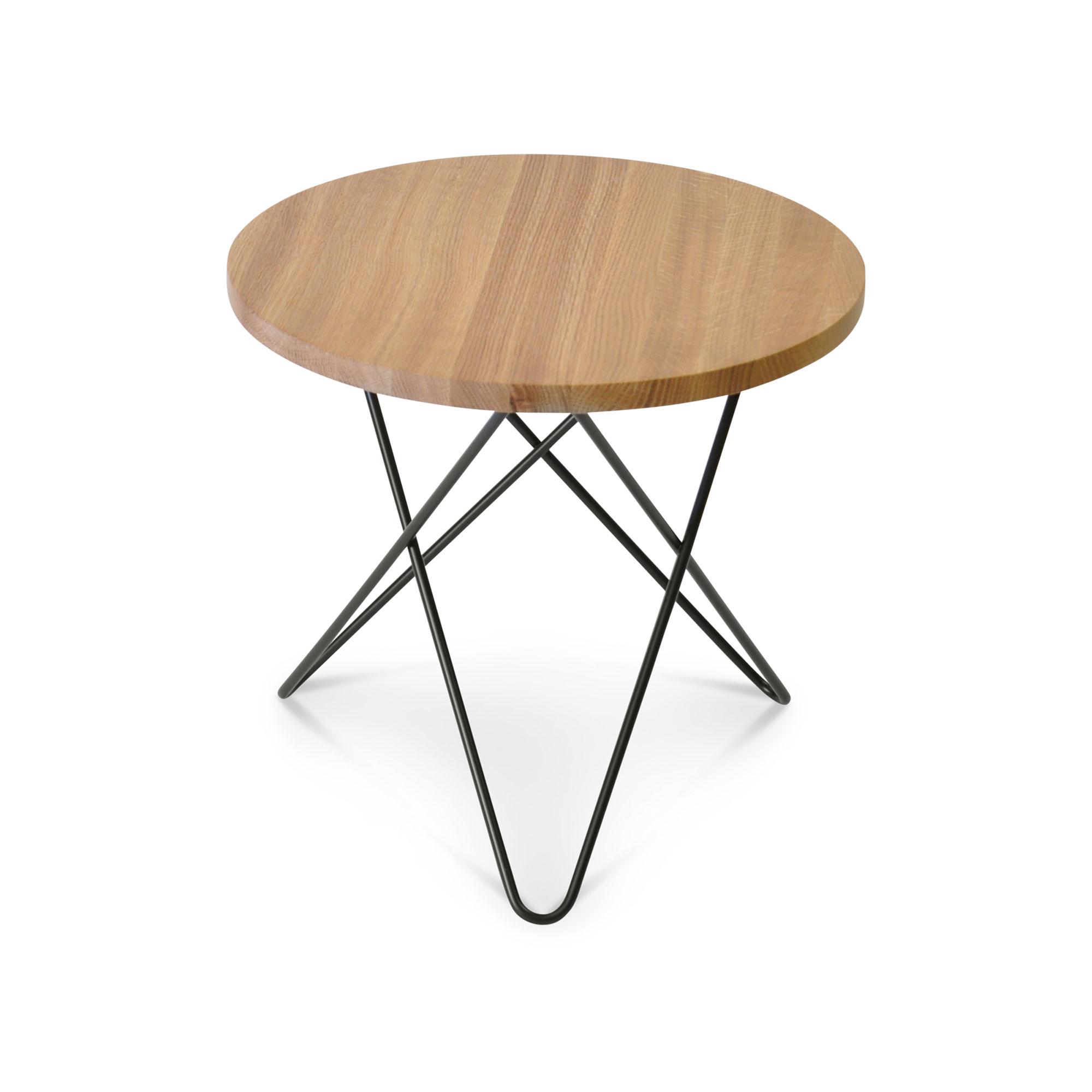 Köp Mini o table Läder sidobord online | Bord | KitchenTime