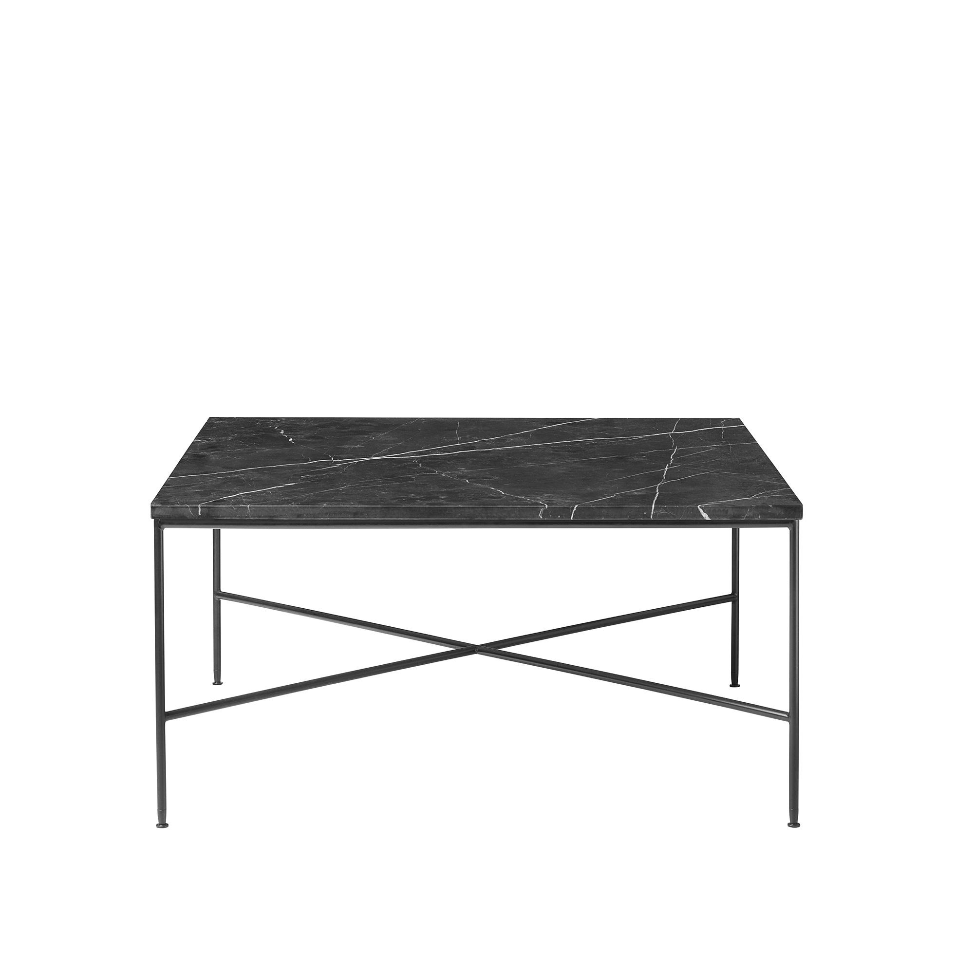 BORD, runt sidobord, glas och krom,1900 tal. Möbler Bord
