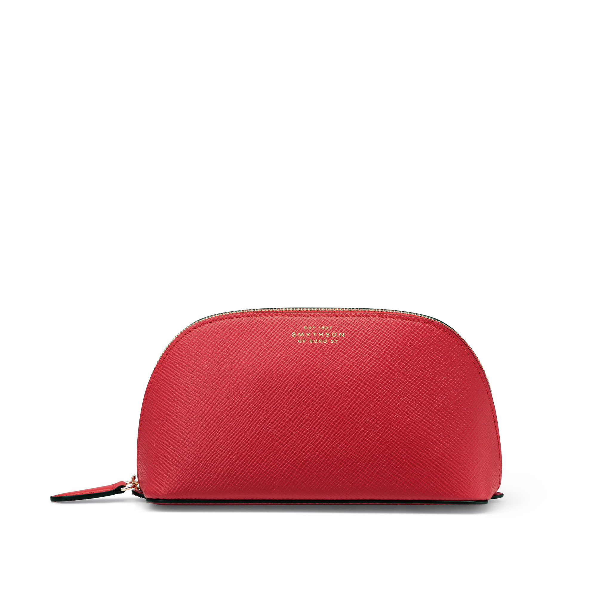 Panama Cosmetic Case - Scarlet Red