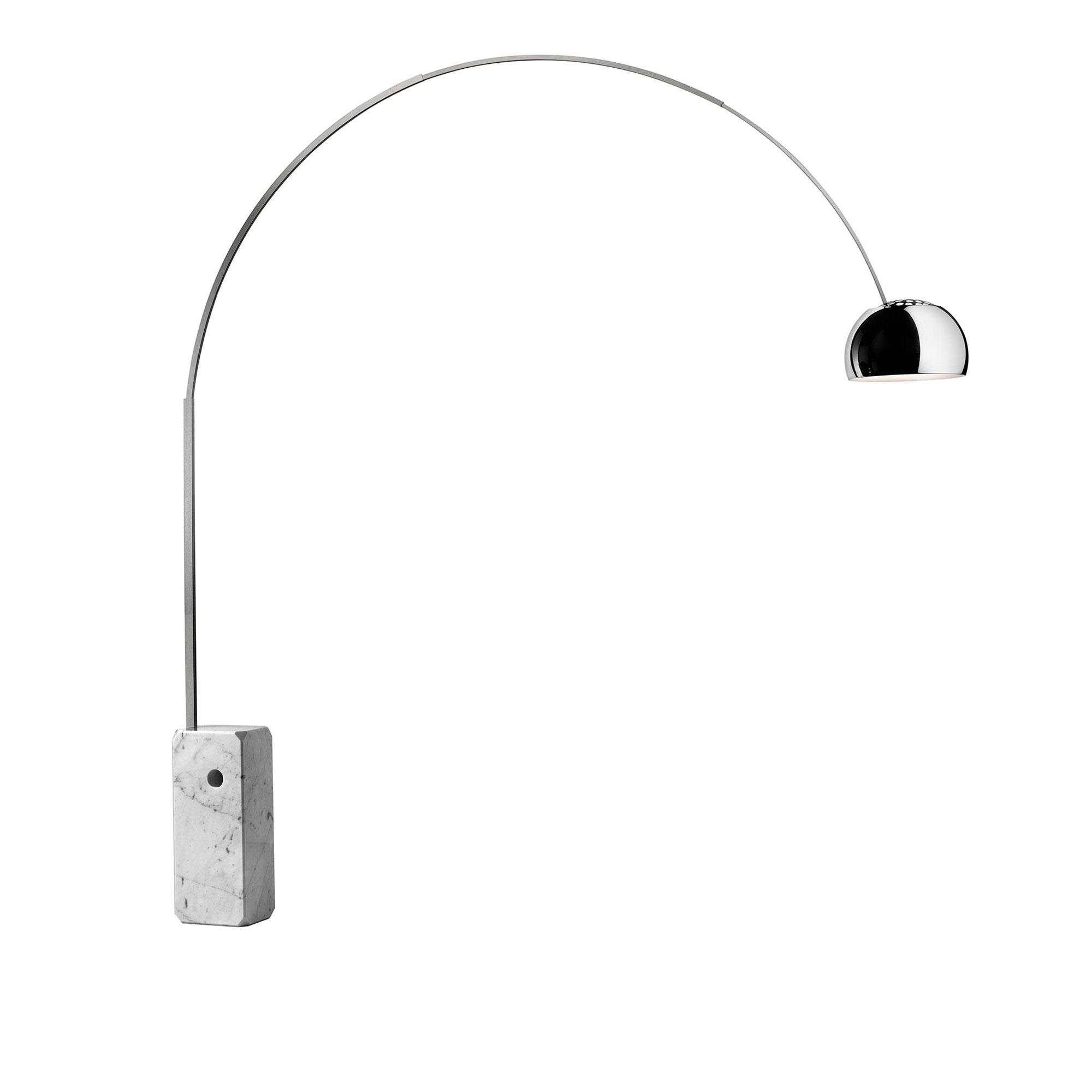Arco | Golvlampor | Produkter | Flos
