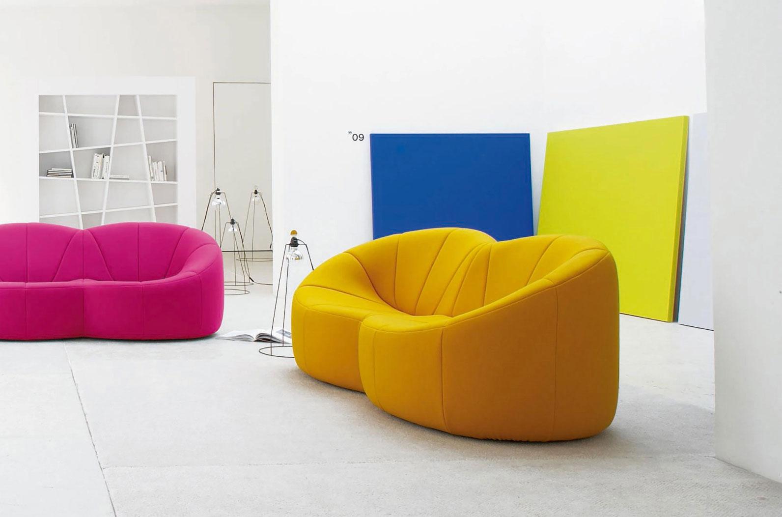 ligne-roset pumpkin-sofa