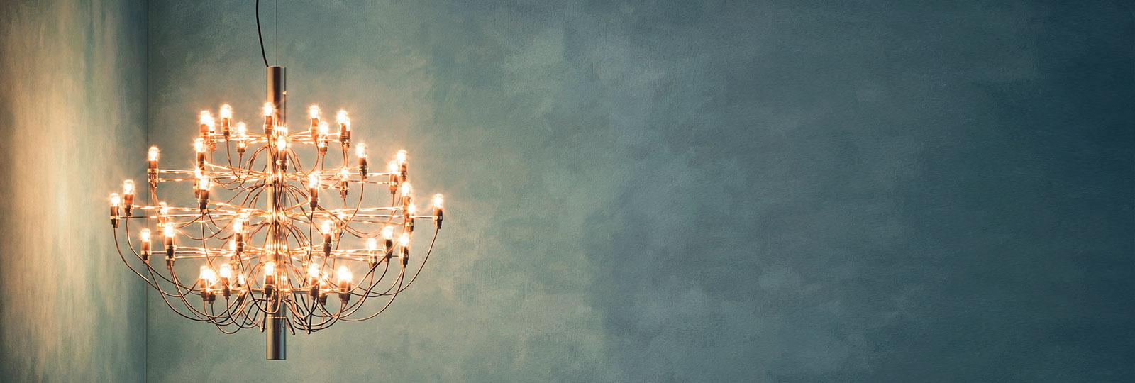 Unika Flos - Modern exklusiv belysning | Nordiska Galleriet BG-93