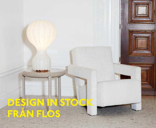 design in stock flos kampanj