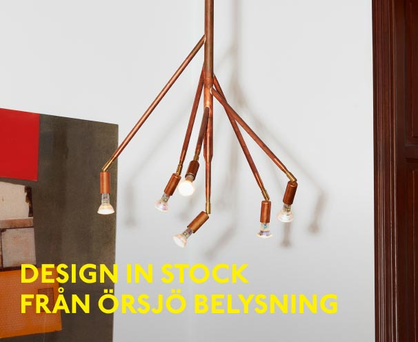 design in stock orsjo belysning kampanj