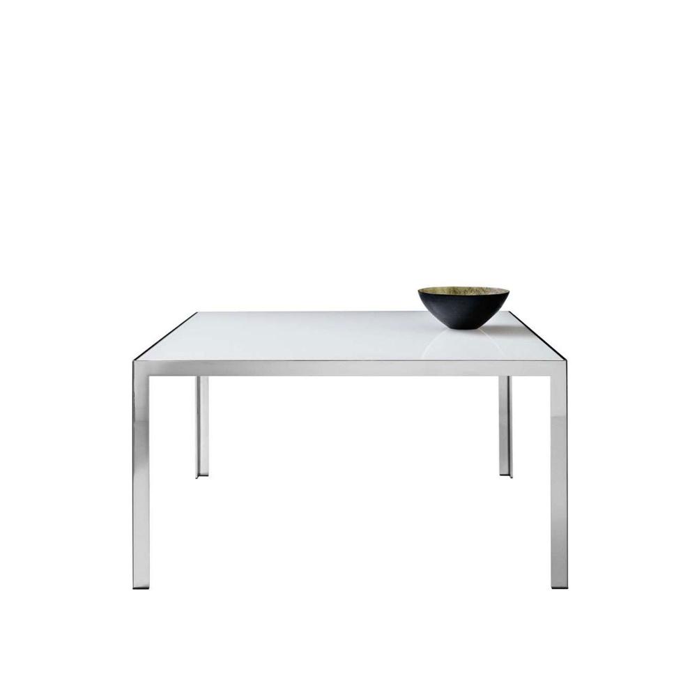 X Frame Glasbord Artek | Modernt matbord, Glas matbord