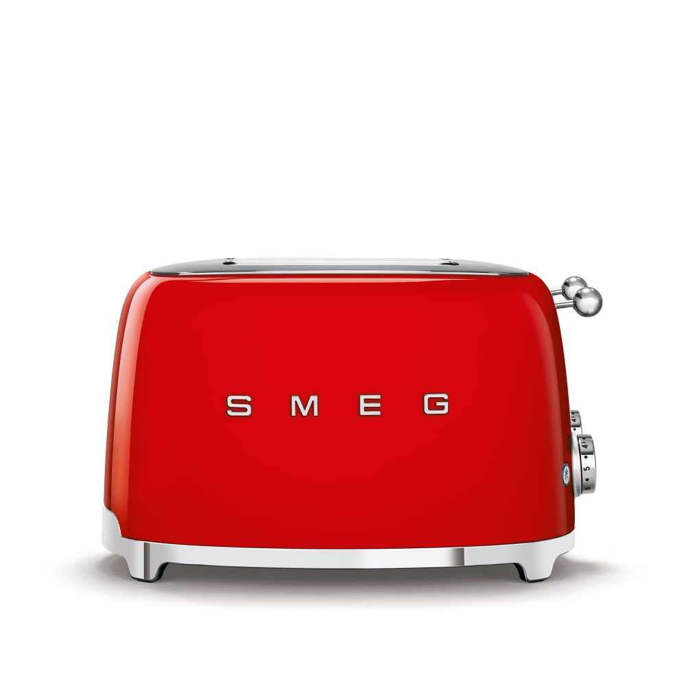 Köp Smeg Brödrost 4 Skivor Creme från Smeg | Nordiska Galleriet