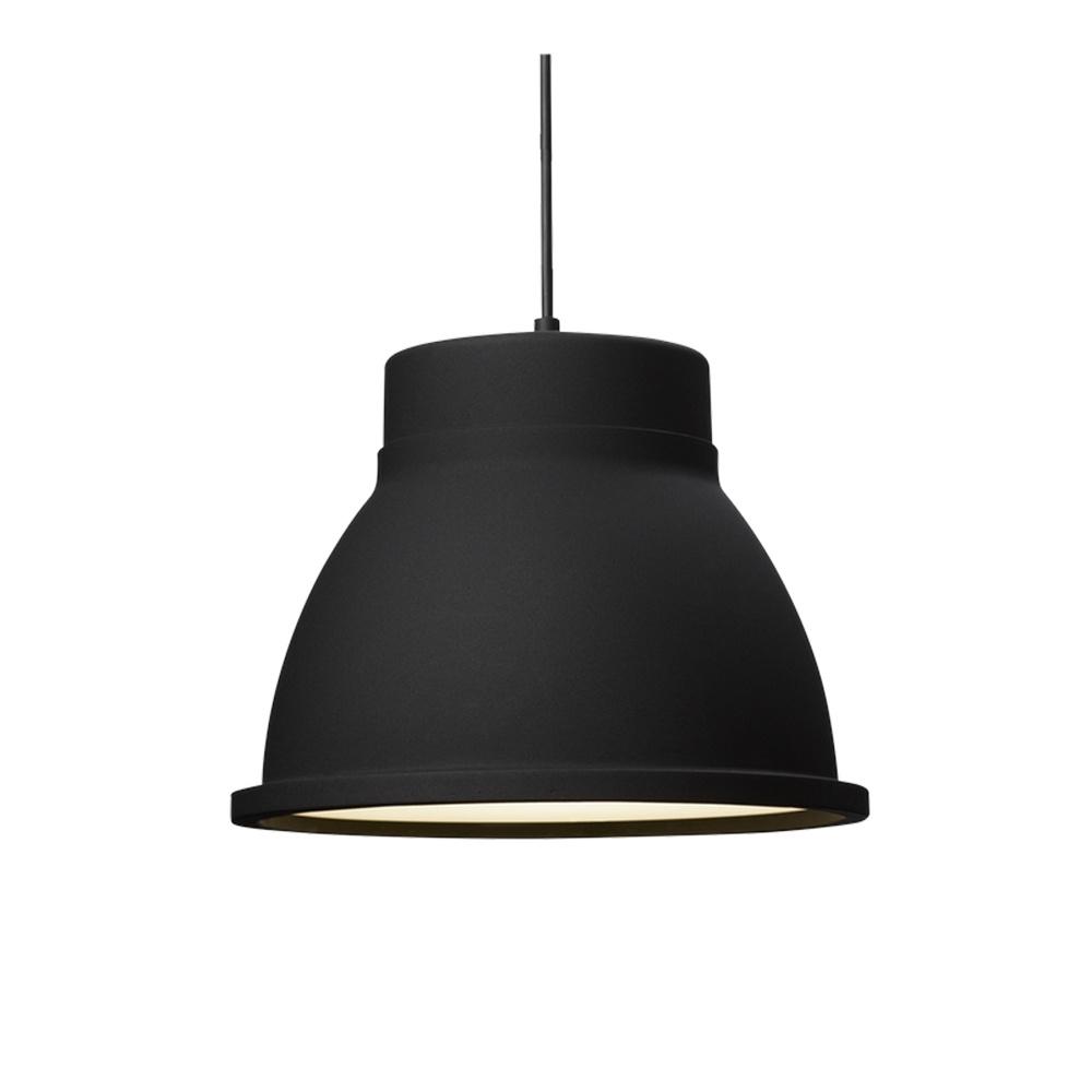 Studio Pendant Lamp, Black